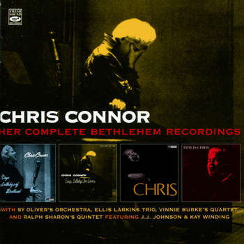 Chris Connor - Her Complete Bethlehem Recordings