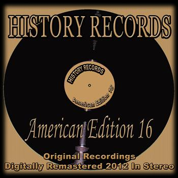 Various Artists - History Records - American Edition 16