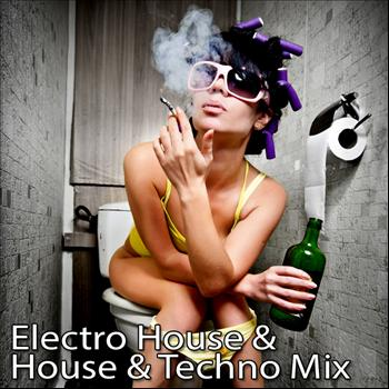 Various Artists - Electro House & House & Techno Mix