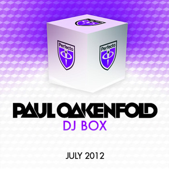 Various Artists - DJ Box - July 2012
