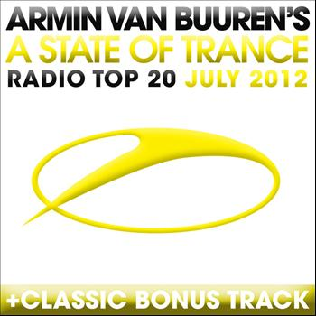 Armin van Buuren - A State Of Trance Radio Top 20 - July 2012