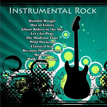 Various Artists - Instrumental Rock