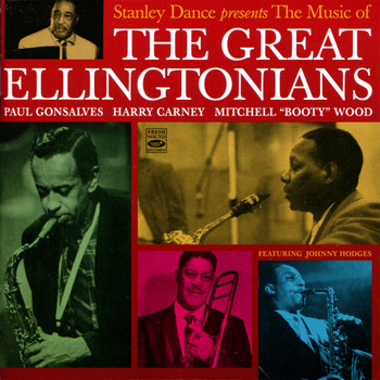 Paul Gonsalves - Stanely Dance Presents The Music Of The Great Ellingtonians