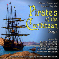Dominik Hauser - Music From and Inspired By The Pirates of the Caribbean Saga