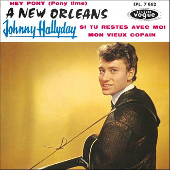 Johnny Hallyday - A New Orleans, vol. 9 (Version coffret Les Années Vogue, vol. 2)