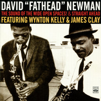 "David ""Fathead"" Newman - The Sound of the Wide Open Spaces! & Straight Ahead"