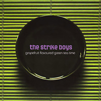 The Strike Boys - Grapefruit Flavoured Green Tea Time