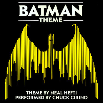 Chuck Cirino - Batman - Theme from the TV Series (Neal Hefti)
