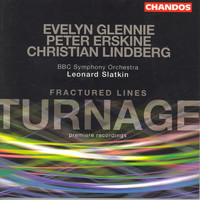 Christian Lindberg - Turnage: Another Set To / Silent Cities / 4-Horned Fandango / Fractured Lines