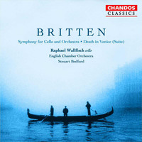 Steuart Bedford - Britten: Symphony for Cello and Orchestra / Suite From Death in Venice