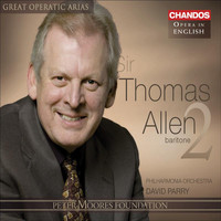Thomas S. Allen - Great Operatic Arias (Sung in English) - Allen, Thomas, Vol. 2