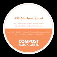 Marbert Rocel - Compost Black Label #88 - Remixes by Osunlade, Jakob Korn, Daniel Stefanik, Klinke Auf Cinch