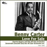 Benny Carter - Love for Sale