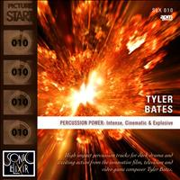 Tyler Bates - Percussion Power: Intense, Cinematic & Explosive