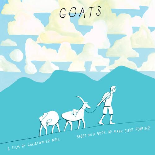 Coconut Records MP3 Album Goats (Original Score)