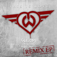will.i.am / Eva Simons - This Is Love Remix EP
