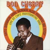 Don Cherry - Don Cherry Live at Cafe Montmartre, Vol. 1