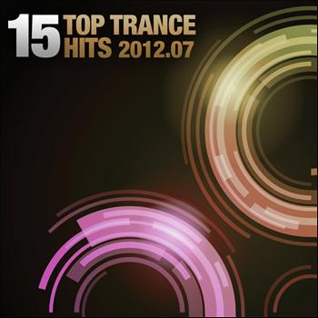 Various Artists - 15 Top Trance Hits 2012-07