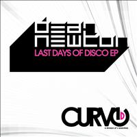 Dean Newton - Last Days of Disco EP