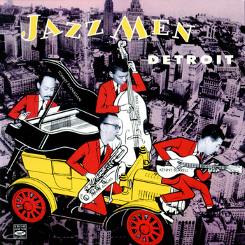 Various Artists - Jazzmen Detroit
