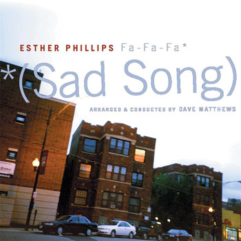 Esther Phillips - Phillips, Esther: Fa Fa Fa (Sad Song)