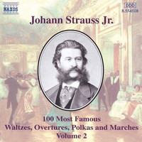 Slovak State Philharmonic Orchestra - Strauss II: 100 Most Famous Works, Vol.  2