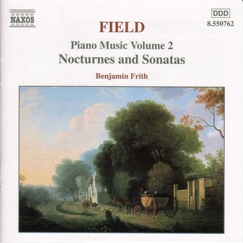 Benjamin Frith - Field: Piano Music, Vol.  2