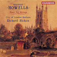 City of London Sinfonia - Howells: Works for Strings