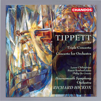 Bournemouth Symphony Orchestra - Tippett: Triple Concerto / Concerto for Orchestra
