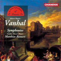Matthias Bamert - Vanhal: Symphonies in G Minor / D Major / C Minor