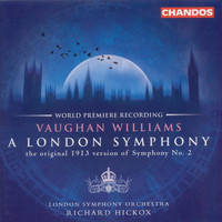 London Symphony Orchestra - Vaughan Williams: London Symphony (A) / Butterworth: The Banks of Green Willow