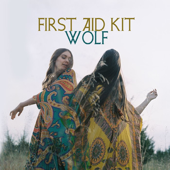 First Aid Kit - Wolf - Single