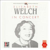 Elisabeth Welch - Elisabeth Welch in Concert