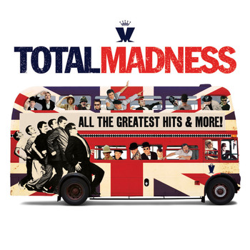 Madness - Total Madness (2012)