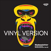 Modeselektor - Modeselektor proudly presents Modeselektion Vol. 02 (Vinyl Version)