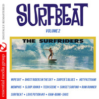The Surfriders - Surfbeat Volume 2 (Digitally Remastered)