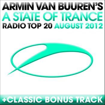 Armin van Buuren - A State Of Trance Radio Top 20 - August 2012