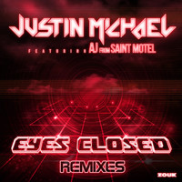 Justin Michael feat. AJ from Saint Motel - Eyes Closed