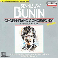 Stanislav Bunin - 11th International Fryderyk Chopin Piano Competition (1985)