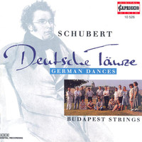 Budapest Strings - Schubert, F.: 5 German Dances / 5 Minuets and 6 Trios / 3 Kleine Stucke