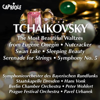 Hans Vonk - Tchaikovsky, P.: Waltzes From Eugene Onegin / Nutcracker / Swan Lake / Sleeping Beauty / Serenade / Symphony No. 5