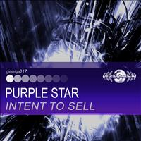 Intent To Sell - Purple Star - Single
