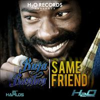 Buju Banton - Same Friend - Single