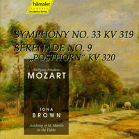 Iona Brown - Mozart: Symphony No. 33 / Serenade No. 9