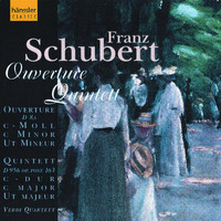 Verdi Quartet - Schubert: String Quintet in C Major, D. 956 / Overture in C Minor, D. 8A