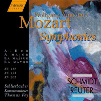 Thomas Fey - Mozart: Symphonies Nos. 14, 21, and 29