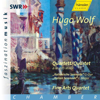 Fine Arts Quartet - Wolf: String Quartet in D Minor / Italian Serenade in G Major
