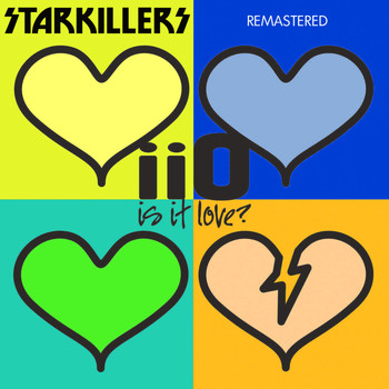 iio - Is It Love Starkillers Remix Remastered