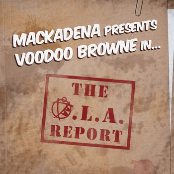 Voodoo Browne - The O.L.A. Report (Explicit)
