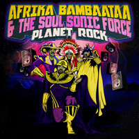 Afrika Bambaataa - Planet Rock